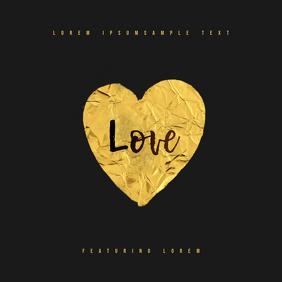 Epic Gold Album Cover Image