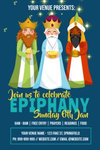 Epiphany Celebration Poster