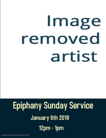 Epiphany Sunday Flyer