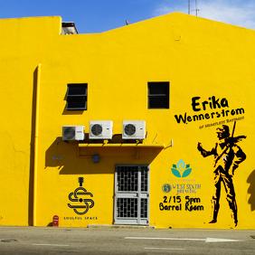 erika yellow