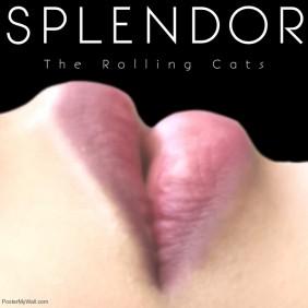 Erotic Album Cover Template
