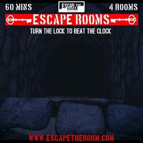 Escape Room Video Template