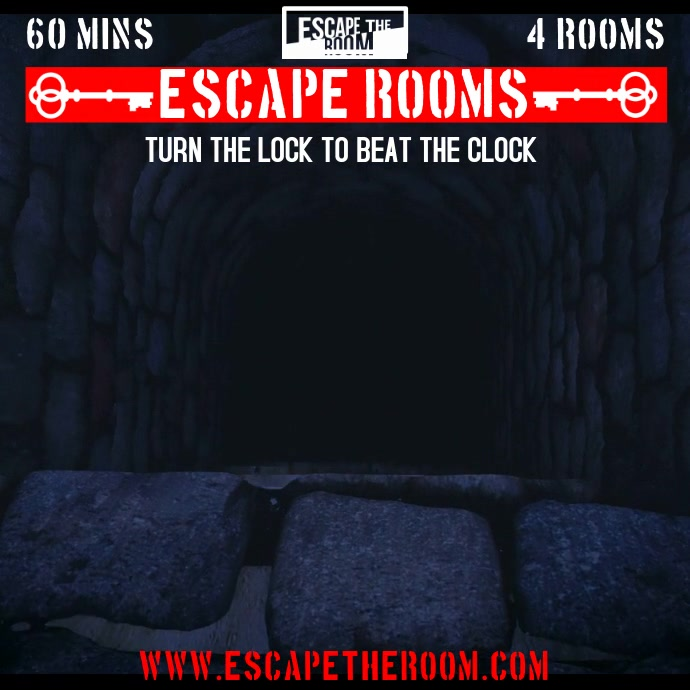 Escape Room Video Template