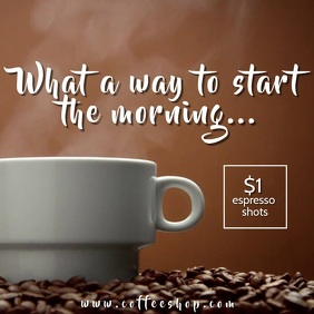 Espresso Coffee Shop Video