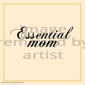 Essential Mother's Day Template