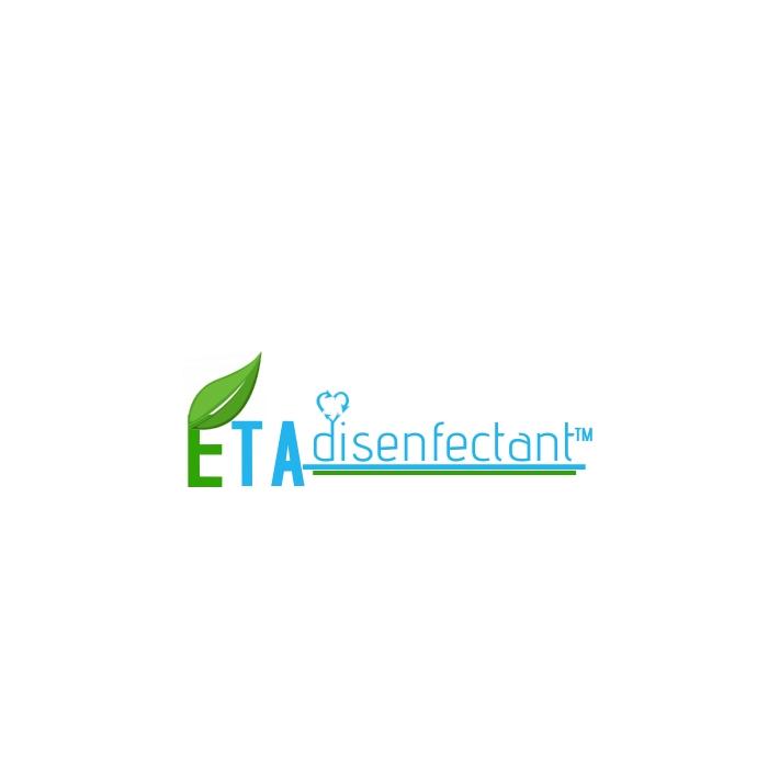 ETA Disinfectant Logo Ilogo template