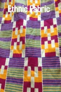 Ethnic Fabric design