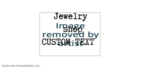 Etsy banner Jewelry shop