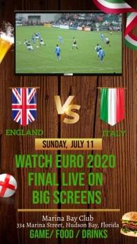 Euro 2020, Final Digitale Vertoning (9:16) template