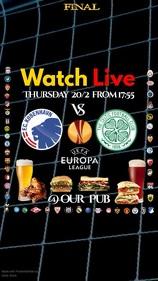 Europa League Final Instagram
