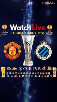 Europa League Live Instagram