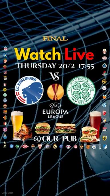 Europa League Match Instagram