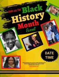 event, black history month