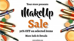 event, makeup sale, sale