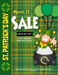 event, st patricks, sale