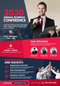 Event | Summit | Conference A4 template