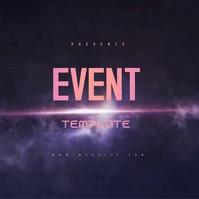 EVENT AD DESIGN TEMPLATE Instagram Post