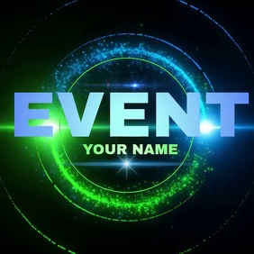 EVENT AD INSTAGRAM TEMPLATE Logo