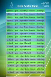 event schedule maker
