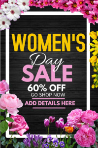 event day template,Women's day flyer templates