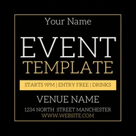 EVENT DIGITAL TEMPLATE Logo