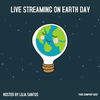Event Earth Day Social Media Ad
