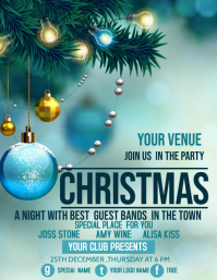 Event flyer,Christmas flyer,party flyers