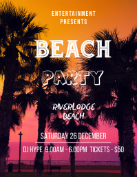 Event Flyer/Poster template