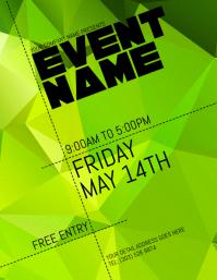 Customizable Design Templates for Dance Event Flyer Template ...