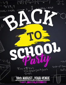 event flyers,Back to school flyers