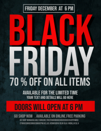 Event flyers,Black Friday sale,Retail