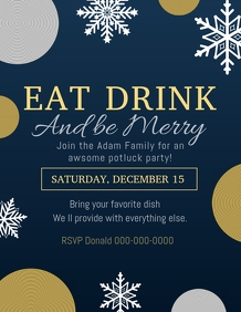 Event flyers,Christmas flyers,party flyer