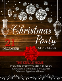 Event flyers,Christmas flyers,party flyers
