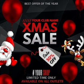 Event flyers,Christmas flyers,retail