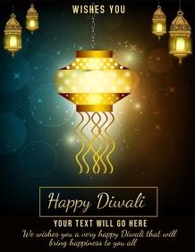 event flyers,Diwali flyers