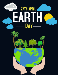 event flyers,environmental flyers,earth day flyer