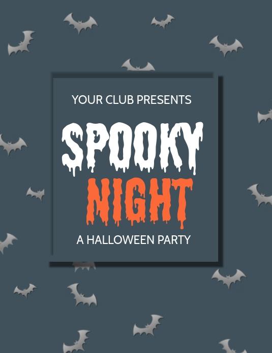 event flyers,Halloween flyers,