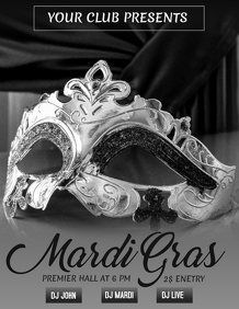 event flyers,Mardi gras flyers,party flyers