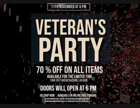 Event flyers,Veteran's day flyers template