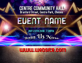 Event Flyers Template