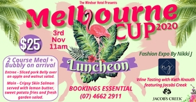 Event Melbourne Cup template