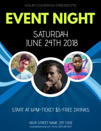 Event Night Flyer