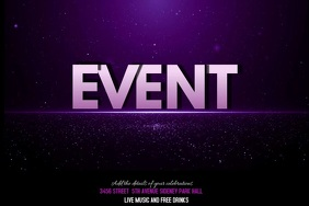 Event party Flyer,Party Flyer templates