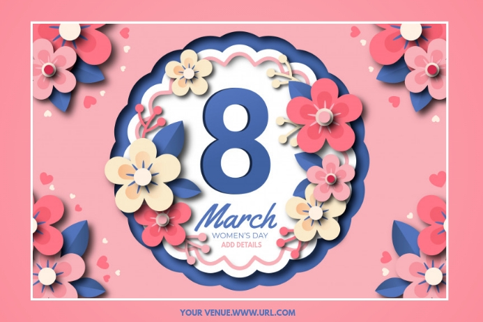 event poster ,retail templates,woman day templates