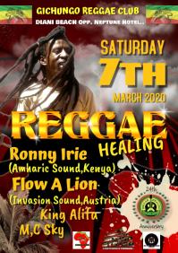 Reggae Dance