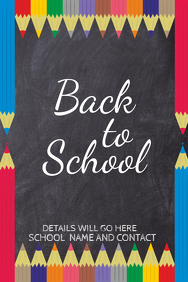Event poster template,Educational flyers,School templates
