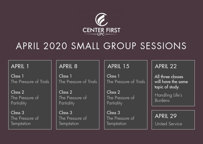 Event Schedule Briefkaart template