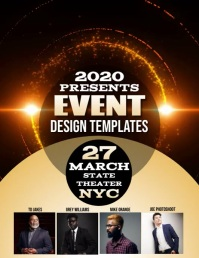 EVENT SEMINAR FLYER TEMPLATE