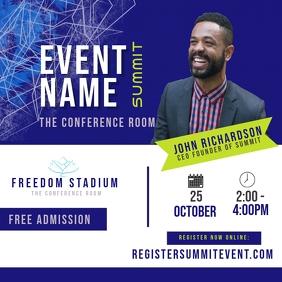 Event Social Media Ad