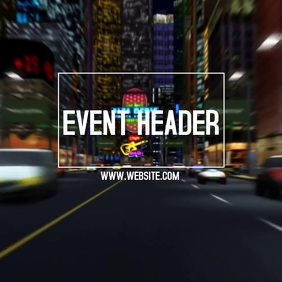 EVENT TEMPLATE AD